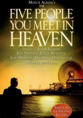 the five people you meet in heaven book synopsis