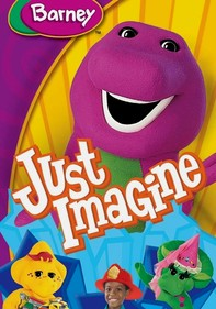 Rent Barney: Barney's Colorful World: Live (2004) on DVD and