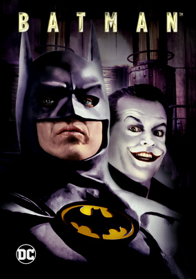 Бэтмен 1989 - Леонид Володарский