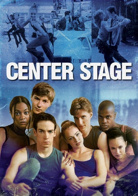 Center Stage Movie Motorcycle