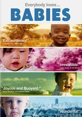 babies 2010 for rent on dvd and bluray dvd netflix