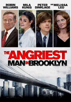 The Angriest Man In Brooklyn 2014 For Rent On Dvd And