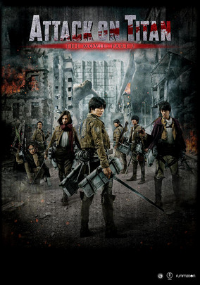Attack on Titan: Part 2 (2015) for Rent on DVD and Blu-ray - DVD Netflix