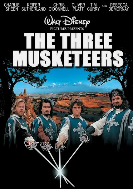the 3 musketeers 1993 stream