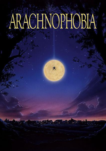Rent Arachnophobia (1990) on DVD and Blu-ray - DVD Netflix