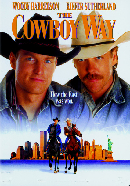 c26efe9e2fafa Rent The Cowboy Way (1994) on DVD and Blu-ray - DVD Netflix