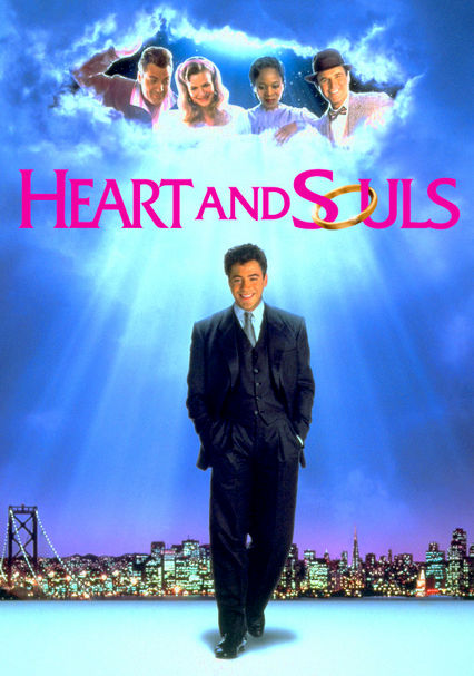 Rent Heart and Souls (1993) on DVD and Blu-ray - DVD Netflix