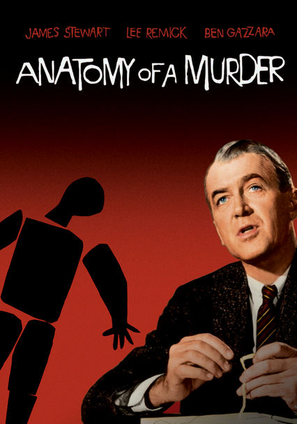 Rent Anatomy of a Murder (1959) on DVD and Blu-ray - DVD Netflix