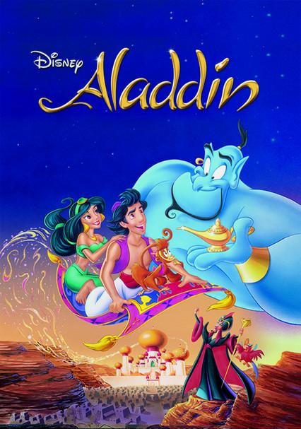 Rent Aladdin (1992) on DVD and Blu-ray - DVD Netflix