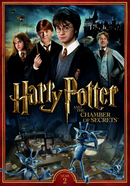 Rent Harry Potter And The Chamber Of Secrets 2002 On Dvd And Blu