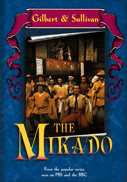 Rent Gilbert and Sullivan: The Mikado (1982) on DVD and Blu