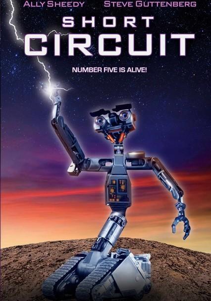 rent short circuit 1986 on dvd and blu ray dvd netflix rh dvd netflix com