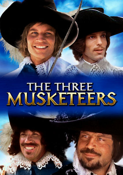 three musketeers 1973 dvd
