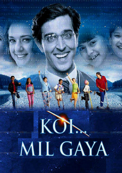 Rent Koi Mil Gaya (2003) on DVD and Blu,ray , DVD Netflix