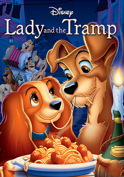 Rent Lady And The Tramp 1955 On Dvd And Blu Ray Dvd Netflix