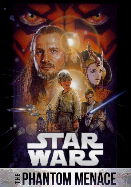 Rent Star Wars Episode I The Phantom Menace 1999 On Dvd And Blu Ray Dvd Netflix