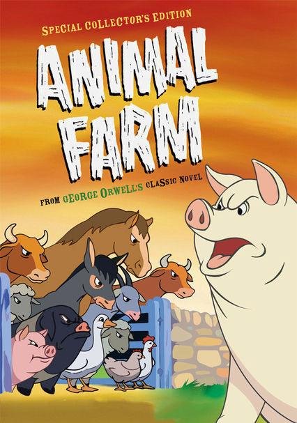 Rent Animal Farm 1954 On Dvd And Blu Ray Dvd Netflix