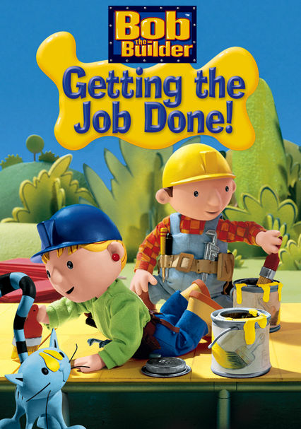 Rent Bob the Builder: Getting the Job Done (1999) on DVD and