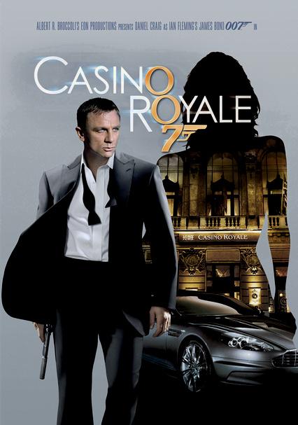 casino royale on netflix