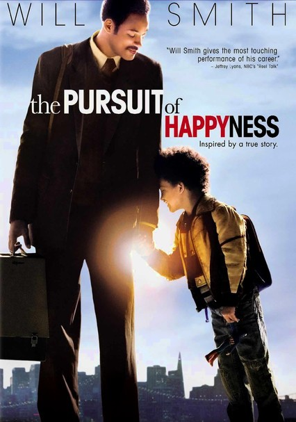 The Pursuit Of Happiness Netflix
