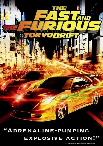 tokyo drift full movie online