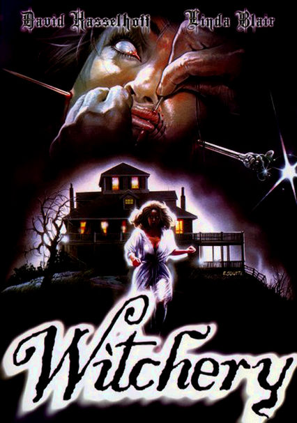 Rent Witchery (1988) on DVD and Blu-ray - DVD Netflix