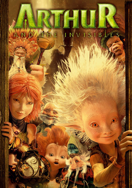 Rent Arthur And The Invisibles 2006 On Dvd And Blu Ray Dvd Netflix