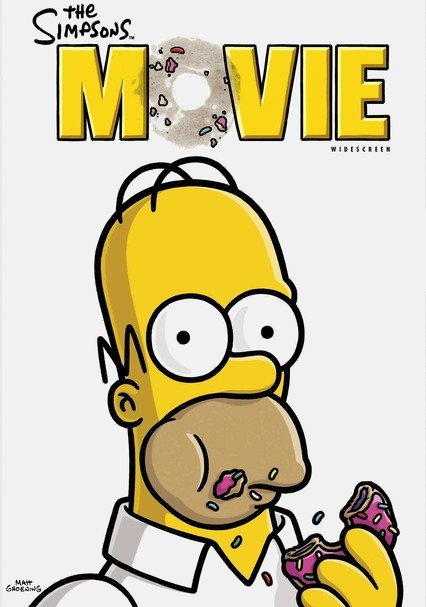 Rent The Simpsons Movie 2007 On Dvd And Blu Ray Dvd Netflix