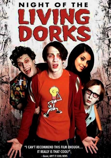 Rent Night of the Living Dorks (2006) on DVD and Blu-ray - DVD Netflix