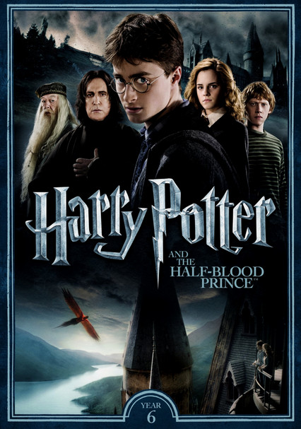 Rent Harry Potter And The Half Blood Prince 2009 On Dvd And Blu Ray Dvd Netflix