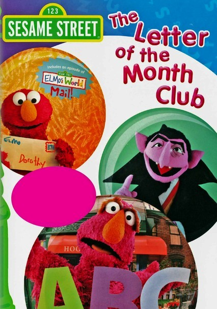 Sesame Street The Letter Of The Month Club.Rent Sesame Street The Letter Of The Month Club 2006 On