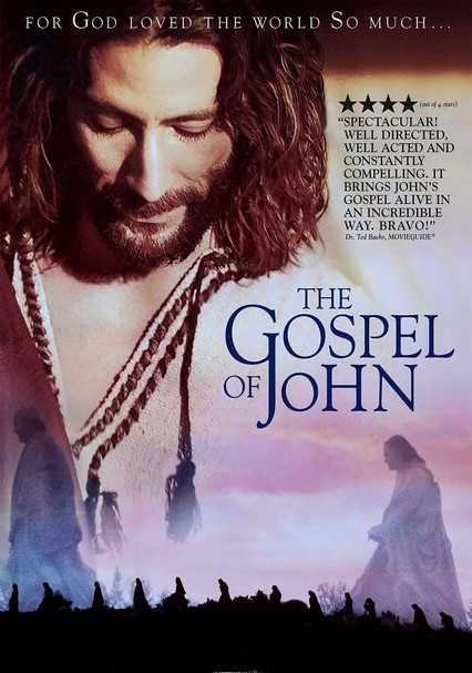 Rent The Gospel Of John 2003 On Dvd And Blu Ray Dvd Netflix