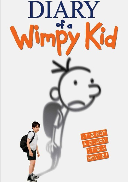 Rent diary of a wimpy kid 2010 on dvd and blu ray dvd netflix solutioingenieria Images