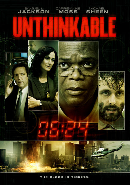 Rent Unthinkable (2010) on DVD and Blu-ray - DVD Netflix