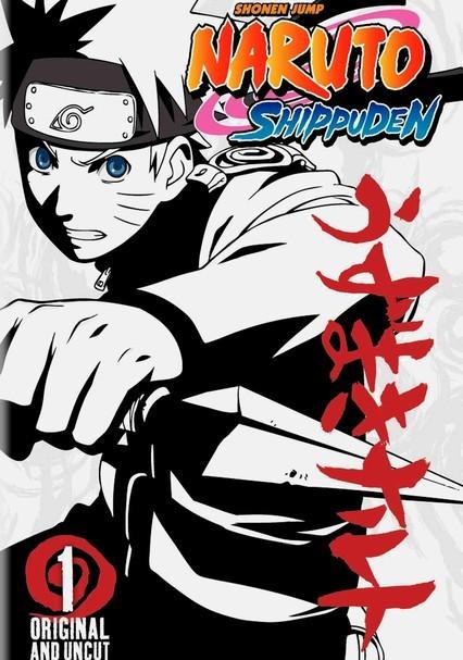 Rent Naruto Shippuden: Vol  1 (2007) on DVD and Blu-ray