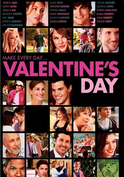 Rent Valentine S Day 2010 On Dvd And Blu Ray Dvd Netflix