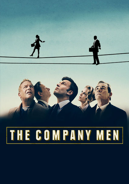 a company man ending