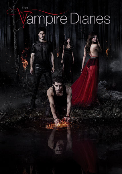 Rent The Vampire Diaries 2009 On Dvd And Blu Ray Dvd Netflix