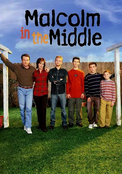 rent malcolm in the middle 2000 on dvd and blu ray dvd netflix