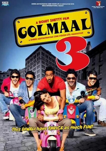 Golmaal 3 Full Movie In Hindi Watch Free