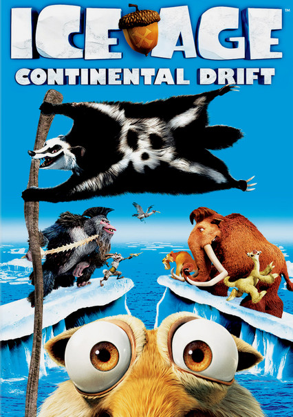 Rent Ice Age Continental Drift 2012 On Dvd And Blu Ray Dvd Netflix