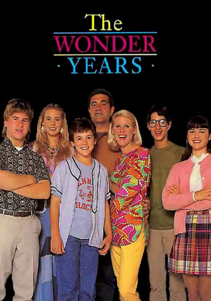 Rent The Wonder Years (1988) on DVD and Blu-ray - DVD Netflix