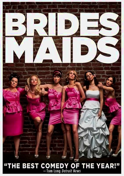 Rent Bridesmaids 2011 On Dvd And Blu Ray Dvd Netflix