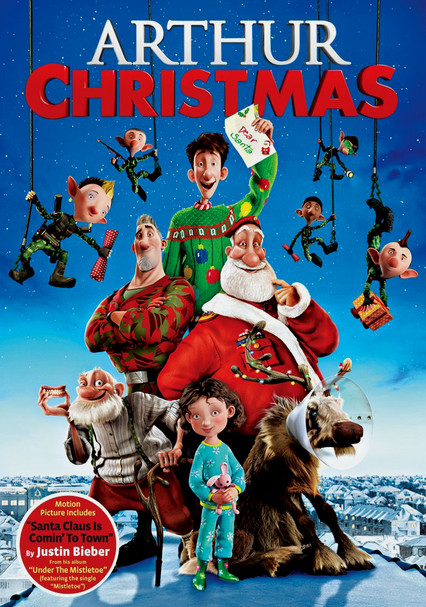 Rent Arthur Christmas 2011 On Dvd And Blu Ray Dvd Netflix