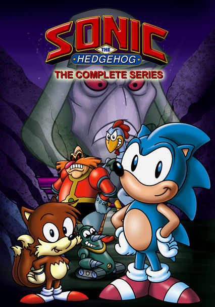 Rent Sonic The Hedgehog 1993 On Dvd And Blu Ray Dvd Netflix
