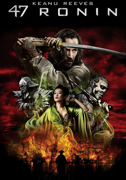 Rent 47 Ronin (2013) on DVD and Blu-ray - DVD Netflix