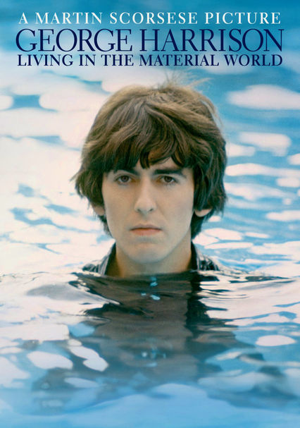 Rent George Harrison Living In The Material World 2011 On DVD And Blu Ray