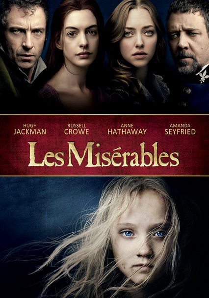 Rent Les Miserables 2012 On Dvd And Blu Ray Dvd Netflix