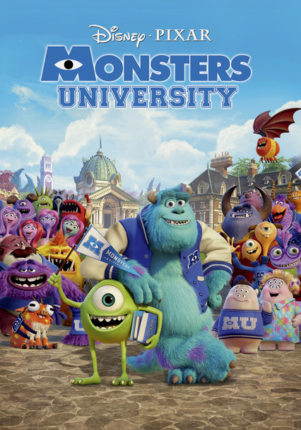 Rent Monsters University 2013 On Dvd And Blu Ray Dvd Netflix