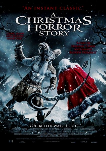 rent a christmas horror story 2015 on dvd and blu ray dvd netflix - Scary Christmas Movie